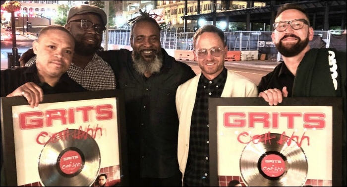 Gotee Records and GRITS Celebrate Platinum Certification