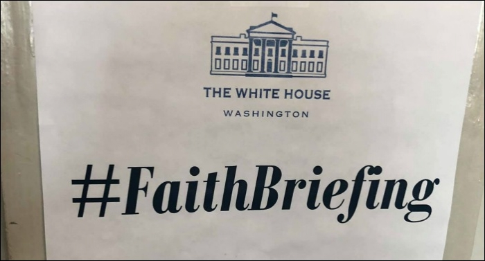 JJ Weeks Performs New Single 'Choices' at White House Faith Briefing