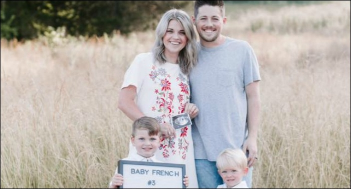 Austin French Announces Baby on the Way