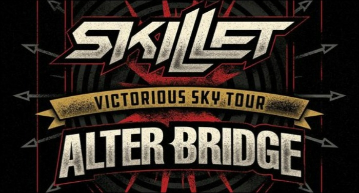 Skillet & Alter Bridge Announce Co-Headline 'Victorious Sky' Tour