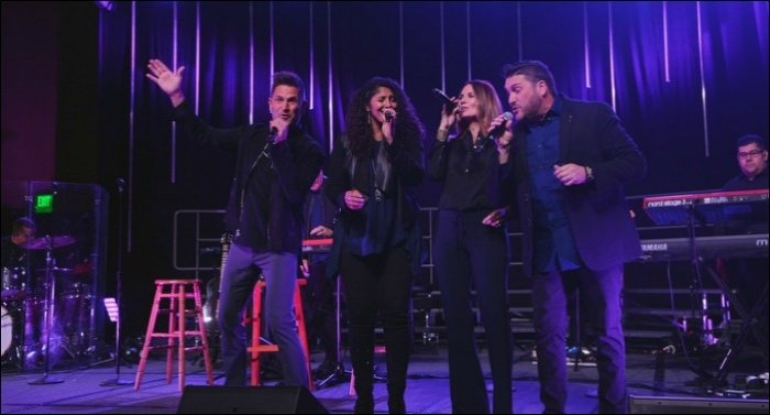 Avalon Inspires Crowd at LifeWay's WorshipLife Conference