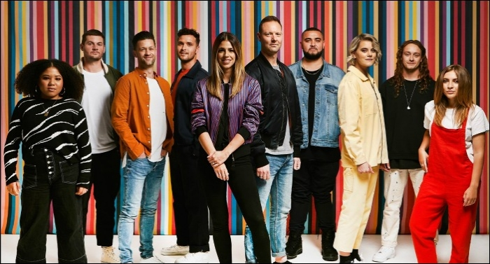 Hillsong Worship Announces USA Arena Fall Tour with Casting Crowns, Elevation Worship