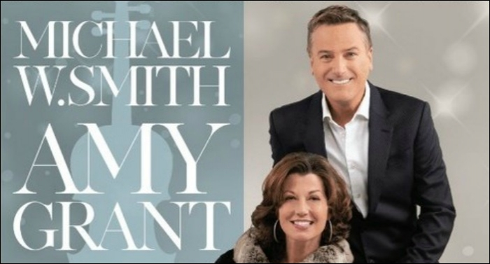 Amy Grant and Michael W. Smith Reunite for Seven Christmas Performances Across U.S.