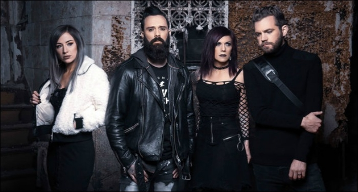 PEOPLE.com Exclusively Premieres Music Video for Skillet's Hit Active Rock Song 'Legendary'
