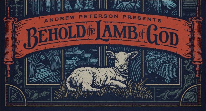 Andrew Peterson Announces 20th Anniversary 'Behold the Lamb of God' Album and Tour