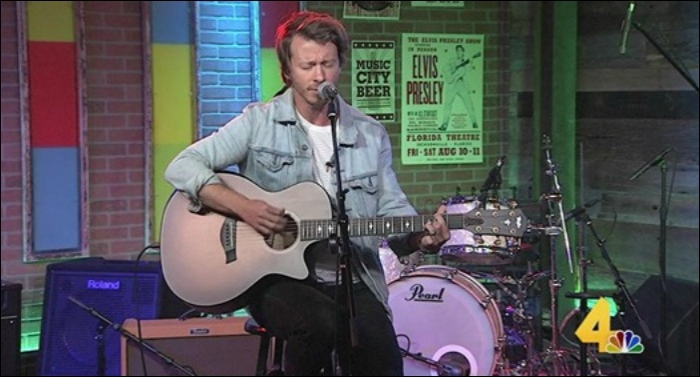 Tenth Avenue North's Mike Donehey Appears on Nashville News to Discuss New Book