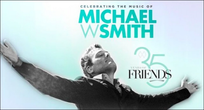 Michael W. Smith's '35 Years of Friends' Special Airing on TBN This Week