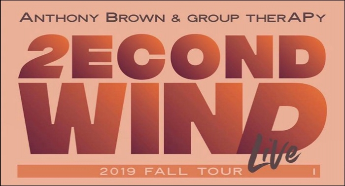 Anthony Brown & Group therAPy Announces 2econd Wind Live Tour