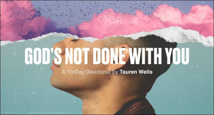 Tauren Wells Releases YouVersion Devotional