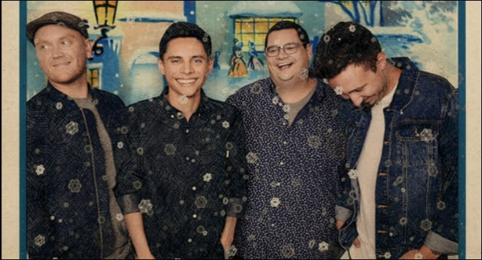 Sidewalk Prophets Announces 2nd Annual Great Big Family Christmas Tour 2019