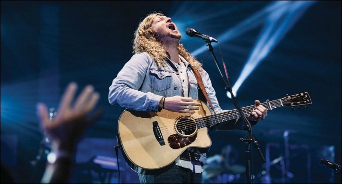 Bethel Music's Sean Feucht Running for U.S. Congress in California