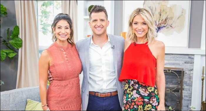 'Dad Tired' Author Jerrad Lopes Features on Hallmark's 'Home & Family'
