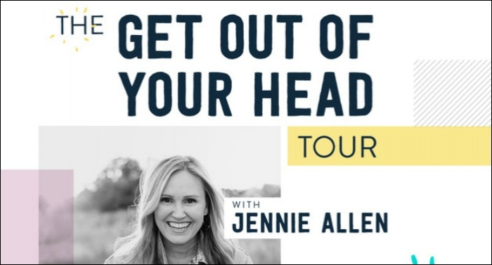 Compassion Live Presents Jennie Allen's 2020 Tour