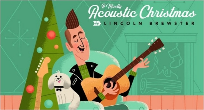 Lincoln Brewster Unveils New Christmas Album