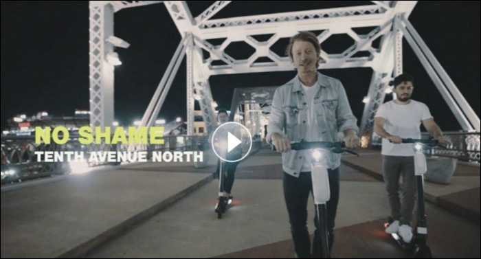 Tenth Avenue North Releases Unique Music Video