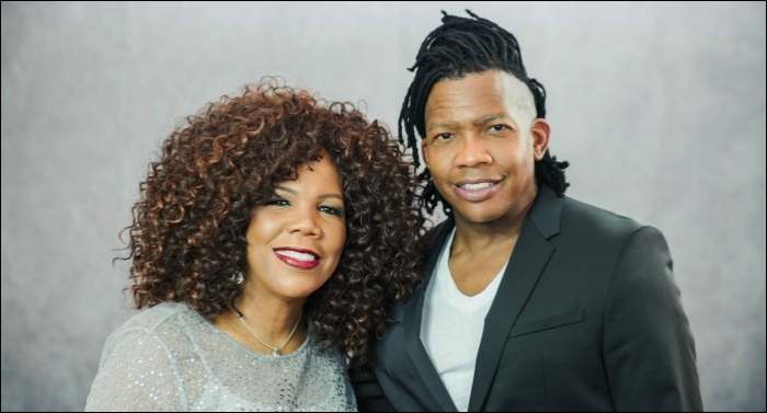 Lynda Randle and Michael Tait are 'Together For Christmas'
