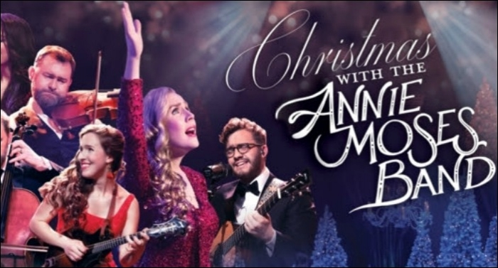Annie Moses Band Announces 2019 Christmas with The Annie Moses Band Tour