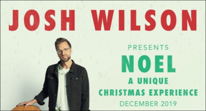 Josh Wilson Announces NOEL Christmas Tour