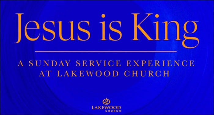 BREAKING: Kayne West Brings Sunday Service to Lakewood Church in TX and Livestreams Service