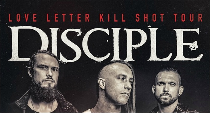 Disciple Announces Spring 'Love Letter Kill Shot' Tour