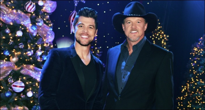 Trace Adkins Selects Jason Crabb as Special Guest for Christmas Performances