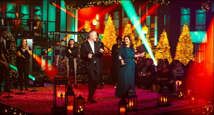 David & Nicole Binion Release 'Dwell: Christmas' LP Today