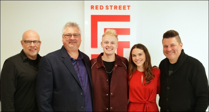 Red Street Records Signs Reagan Strange and Cade Thompson