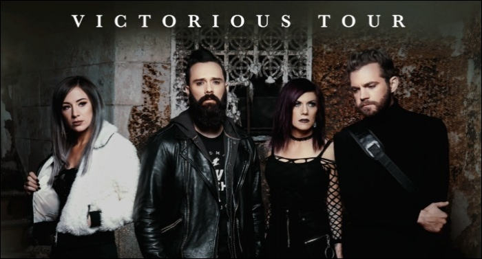 Skillet to Embark on Winter 2020 North American Headline Tour in Support of 'Victorious' Album