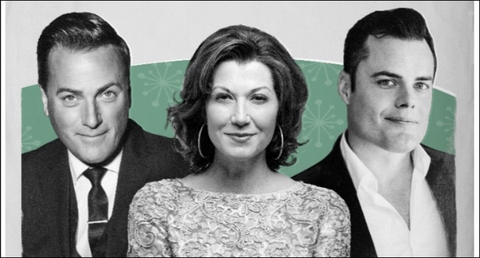 Amy Grant, Michael W. Smith, Marc Martel's 'Silver Bells' Garners No.1 Spot on Charts