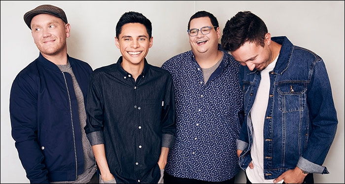Sidewalk Prophets Announce New Tour, Album, Music Video and Much More