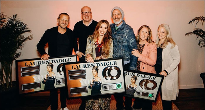 Lauren Daigle Makes History With