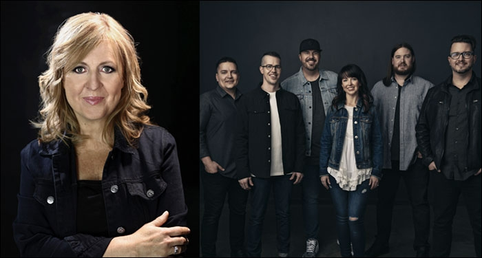 Here Be Lions And Darlene Zschech Release New Song