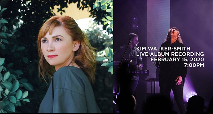 Kim Walker-Smith Announces New Live Recording
