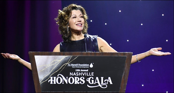 Amy Grant Honored With Tony Martell Outstanding Entertainment Achievement Award