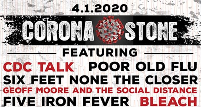 Corona Stone 2020 Promises Massive Online Festival Tonight