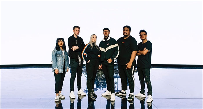 Planetshakers' Youth Band PLANETBOOM Releases