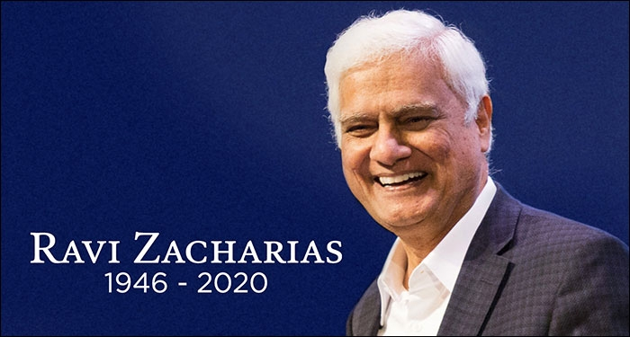 Ravi Zacharias Passes Away At Age 74