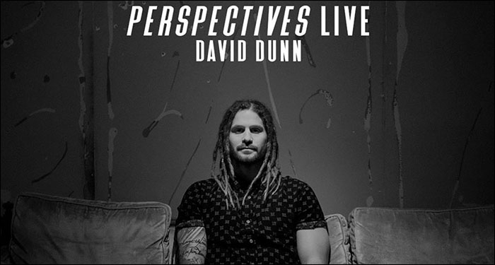 David Dunn Goes Live With On Line Concert