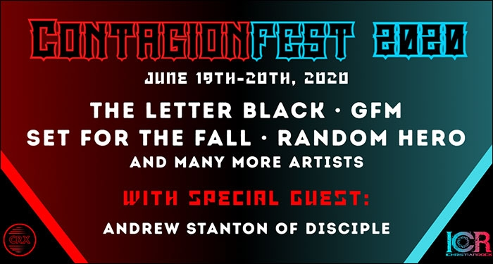Christian Rock Live-Stream Music Festival Announced
