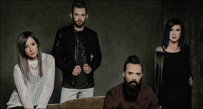Multi-Platinum Rock Band Skillet Release