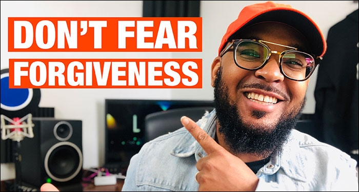 Fear Not Minute #3 - Don't Fear Forgiveness