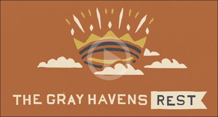 VIDEO PREMIERE: The Gray Havens