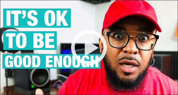 Fear Not Minute #4 - It's OK To Be Good Enough