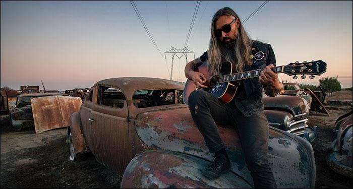 Kutless Guitarist Nate Parrish Releases Solo Album