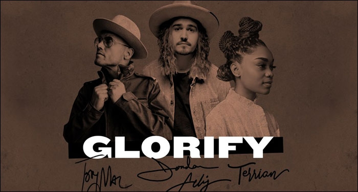 Jordan Feliz Joined By TobyMac, Terrian for