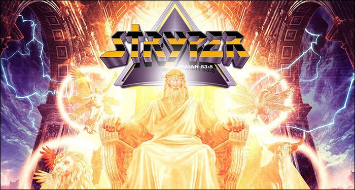 Iconic Christian Rock Band Stryper Drops Second 2020 Single