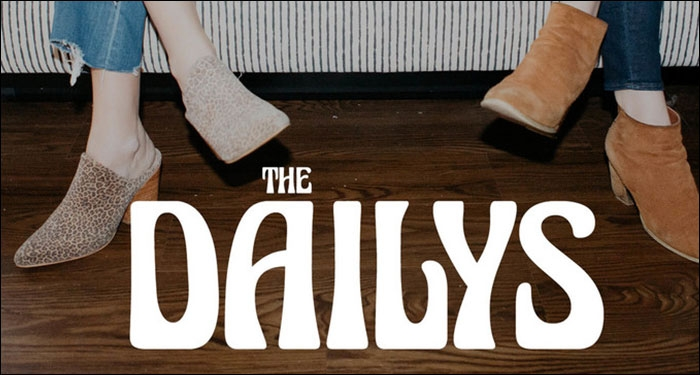 The Dailys - A Musical Collaboration Of Ellie Holcomb and Jillian Edwards Release EP