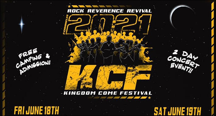 Kingdom Come Festival 2021 Announced
