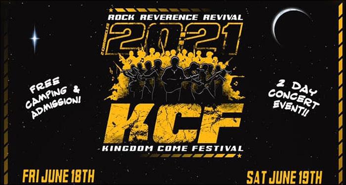 Kingdom Come Festival 2021 Announced