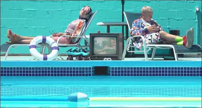 VIDEO PREMIERE: Trampolines Drop New Video For